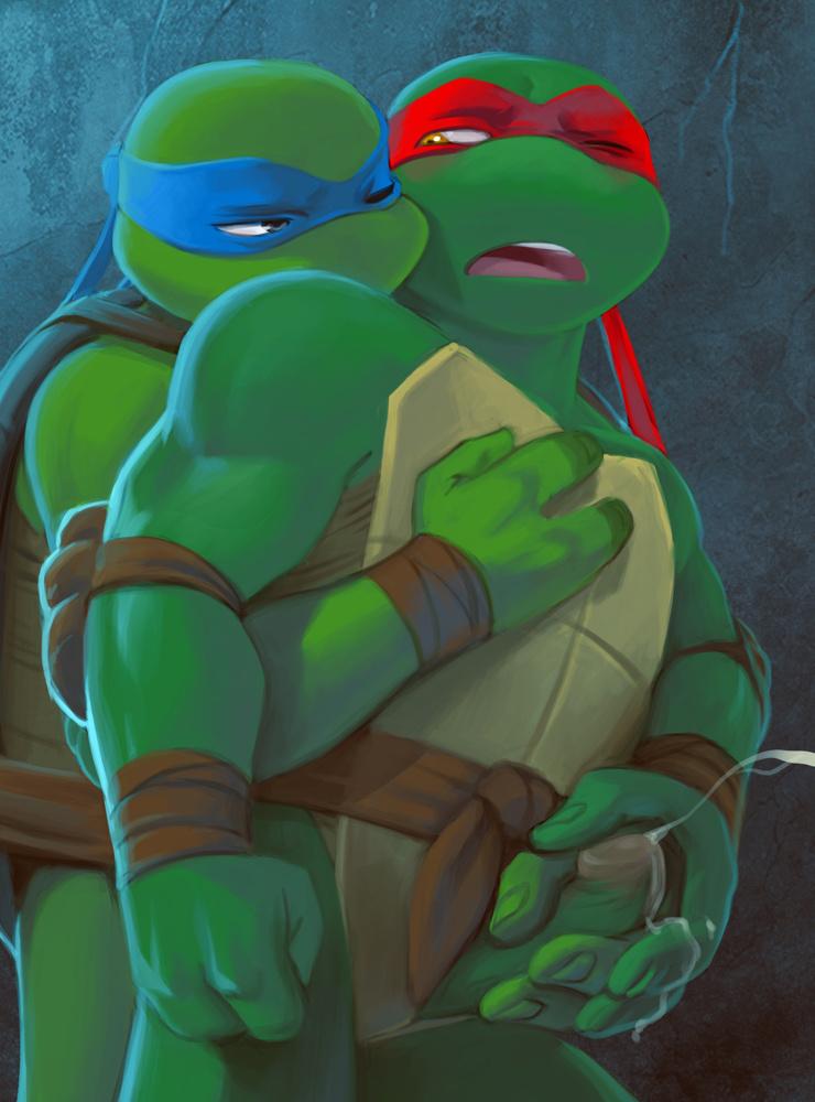 angel teenage turtles mutant ninja Battle for dream island pen