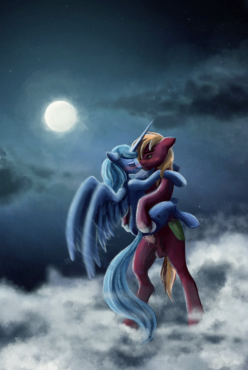 little pony princesa luna my As told by ginger naked