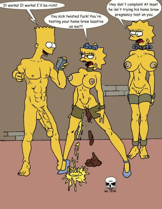 porn simpson and lisa homer Under night in birth sion