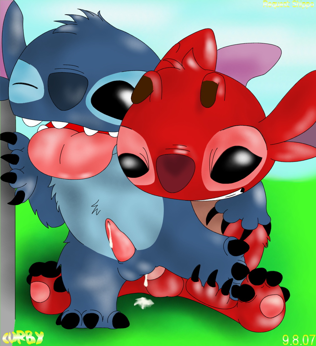 porn stitch and lilo pic Famous toons facial star wars