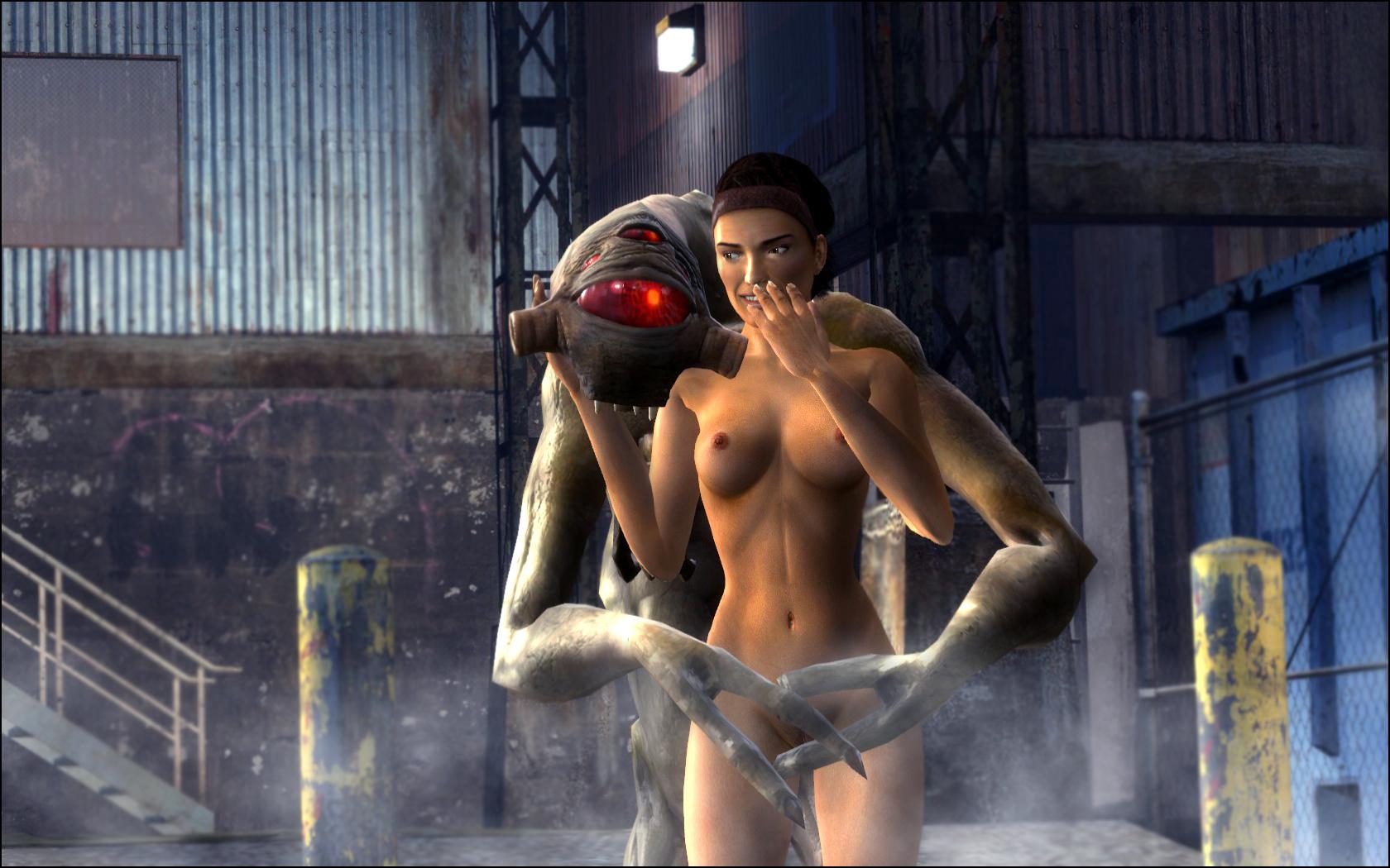 cinematic alyx half mod 2 life Ben 10 gwen porn pics