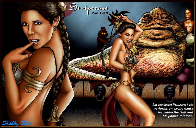nipple of return the slip jedi Shaggy and daphne having sex