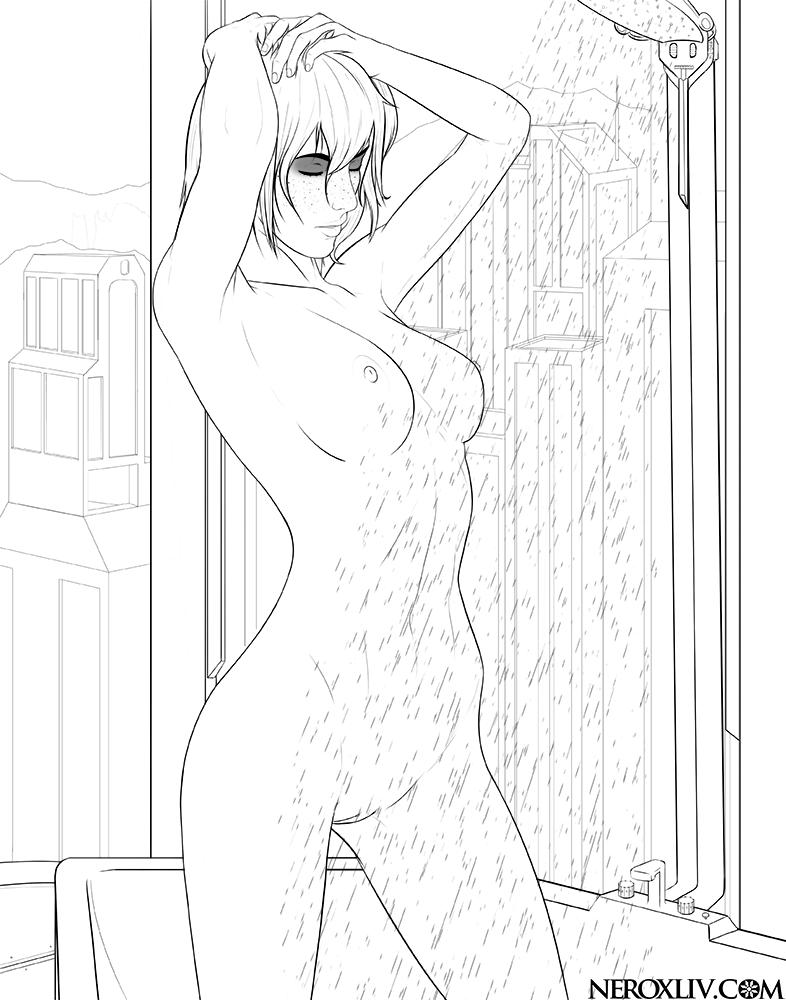 star the republic old nude wars Daraku reijou the animation uncensored