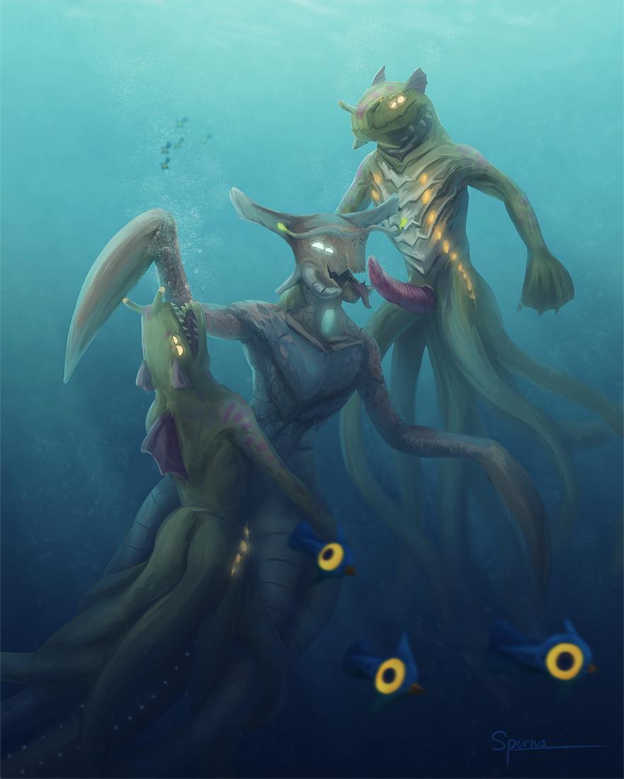 zero sea monkey subnautica below Assassin's creed evie frye porn