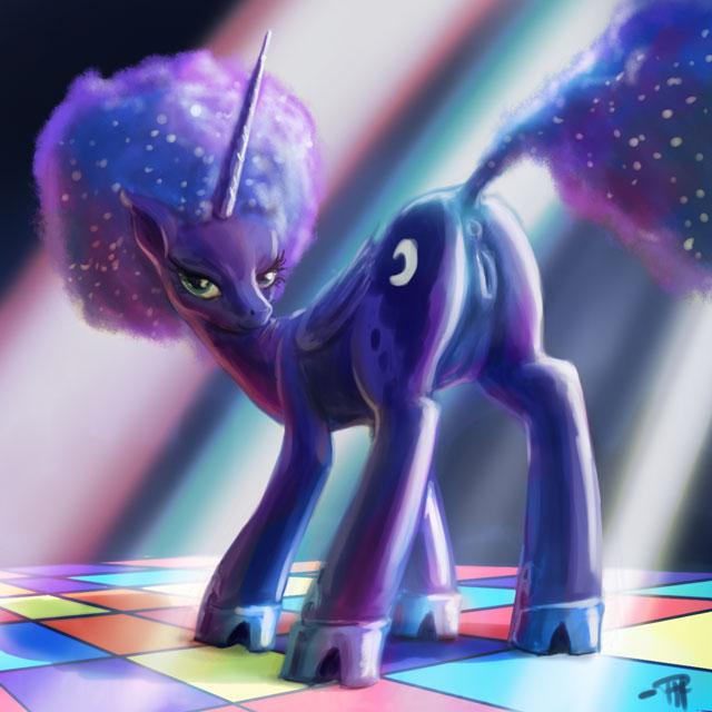 little fancy pony pants my Ochi_mono_rpg_seikishi_luvilias