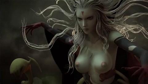 darkness cloud of Blade dance of the elementalers restia