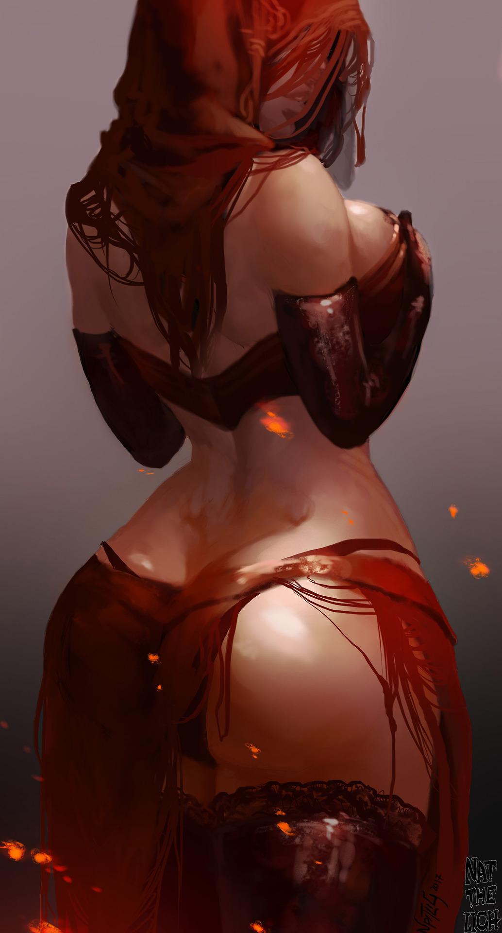 dark 2 sorceress souls desert Velvet crowe hentai
