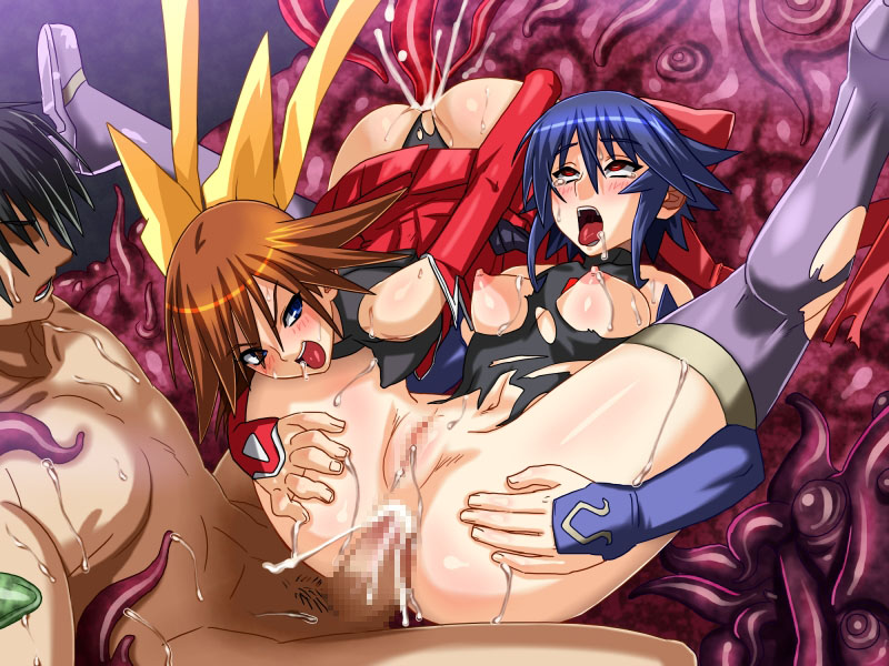 kyonyuu the okaa-san: hamerarete ni animation jusei suru furyou Kill la kill satsuki speech