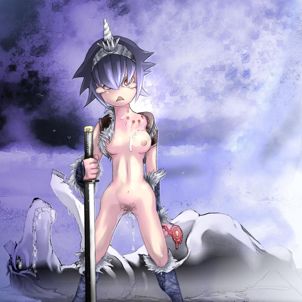 hunter queen world wiggler monster Conkers bad fur day sex