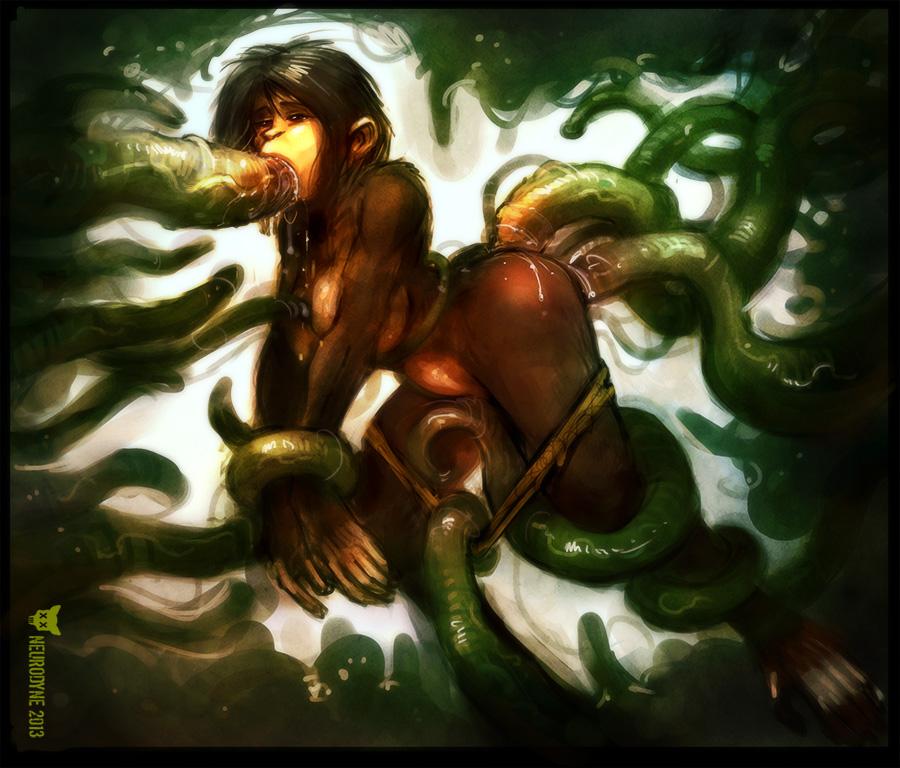 tentacle the green secret of mania Shimoneta to lu gainen ga sonzai shinai taikutsu