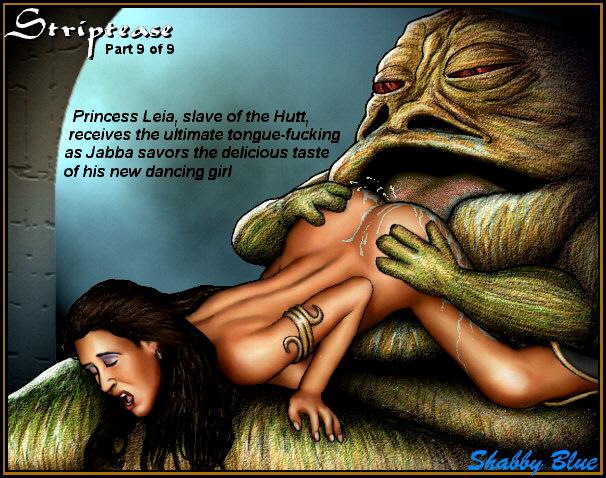 nipple return slip of the jedi Animated succubus porn. gif