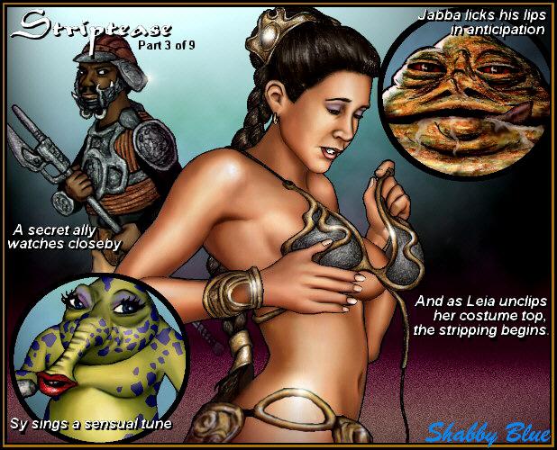 of jedi the return slip nipple To love ru darkness nude