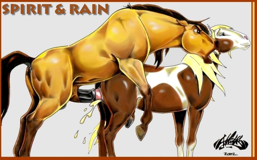 the cimarron of spirit rain stallion 15_bishoujo_hyouryuuki