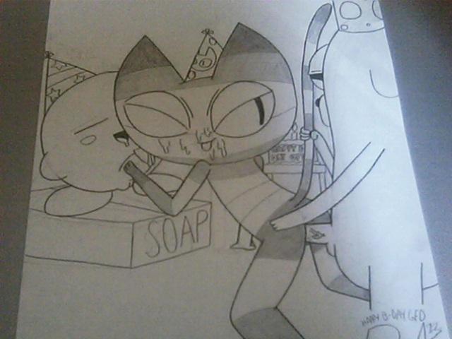 original drawing me-mow Densetsu no yusha no densetsu