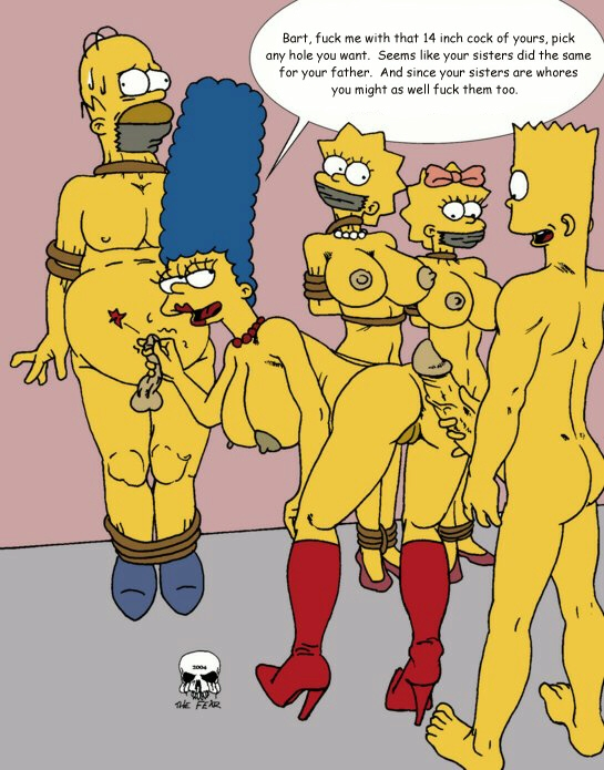 homer lisa and porn simpson Courage the cowardly dog spider