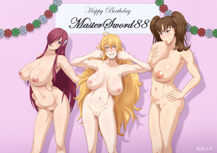 yang tits long xiao big What if adventure time was a 3d anime naked