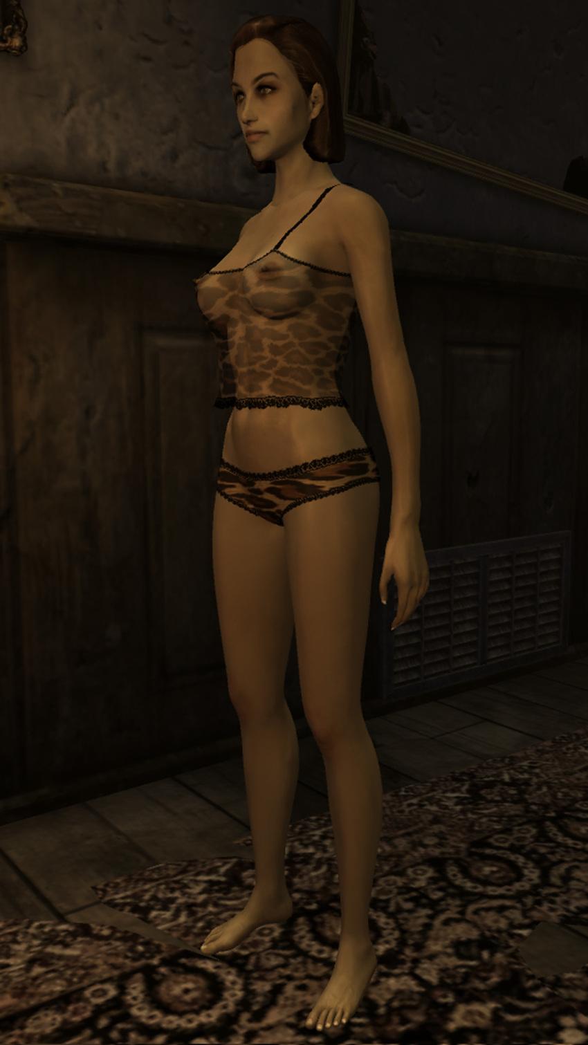 garret new vegas james fallout Elizabeth seven deadly sins nude