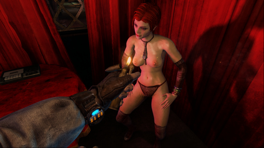 nude metro light anna last Female vegito x male reader
