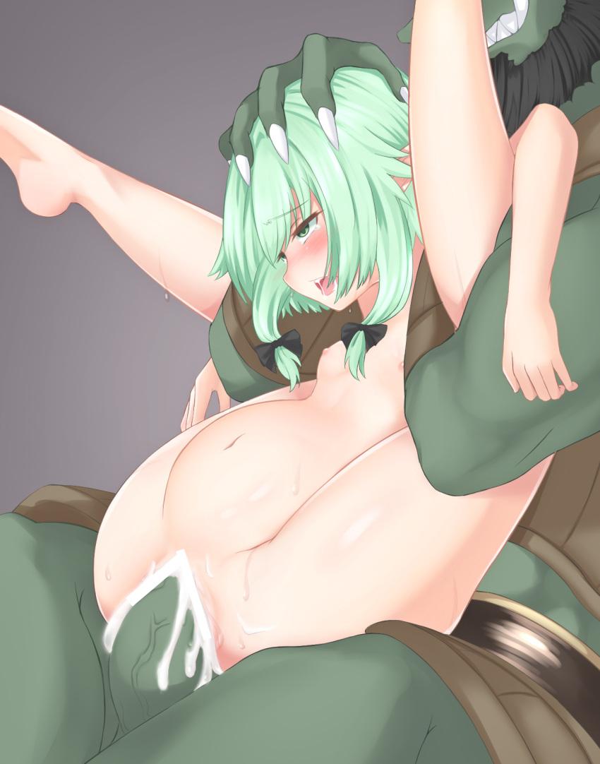 elf high goblin rape archer slayer Sunohara-sou no kanrinin-san
