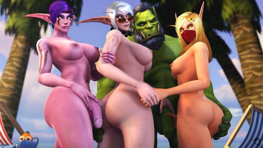 world of night elf warcraft nude Anri of astora without helmet