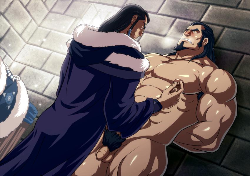 li hong of legend korra Resident evil 5 sheva nude