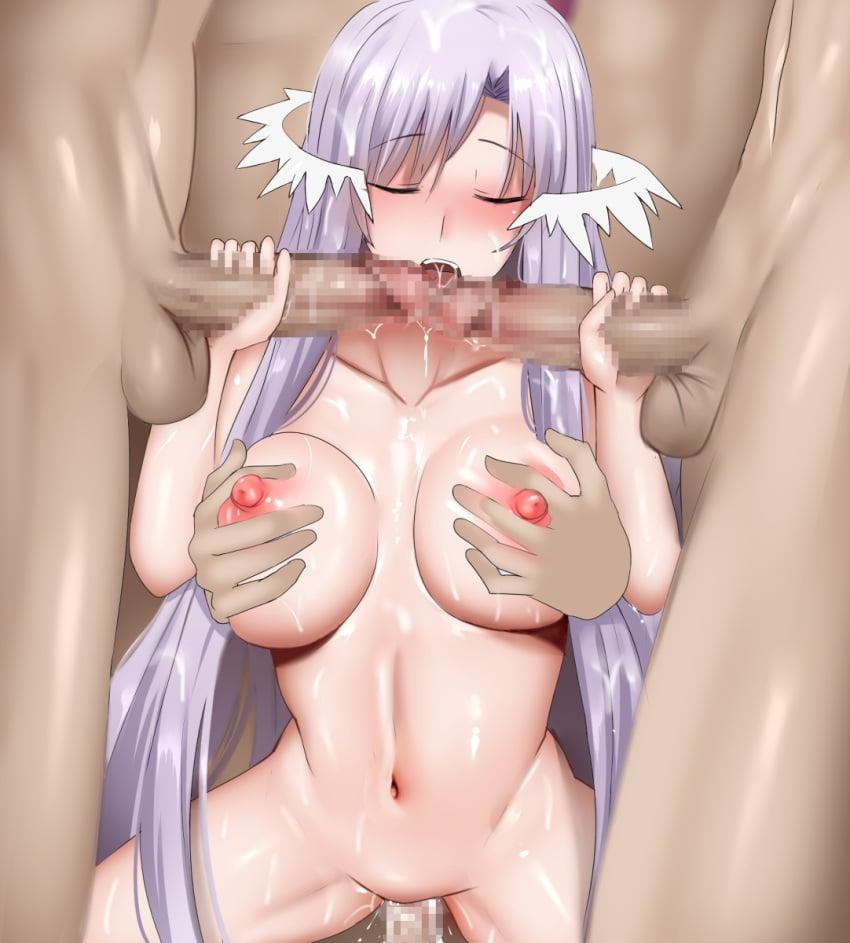 online hentai sword art strea Mahou shoujo of the end yoruka