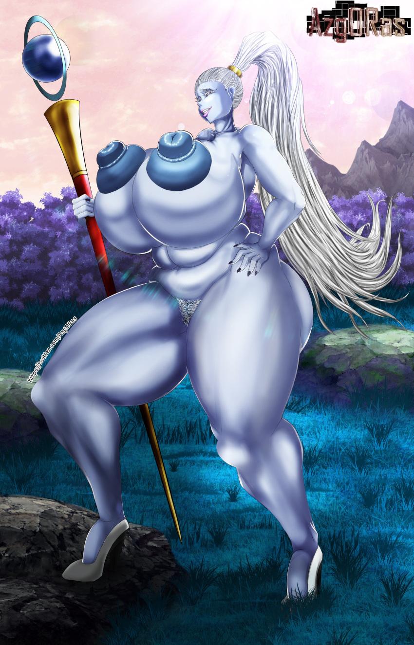 ball bulma naked super dragon For honor black prior fanart