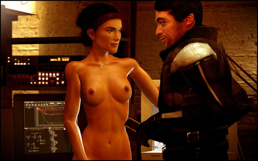 cinematic half mod life alyx 2 Lara croft and her horse