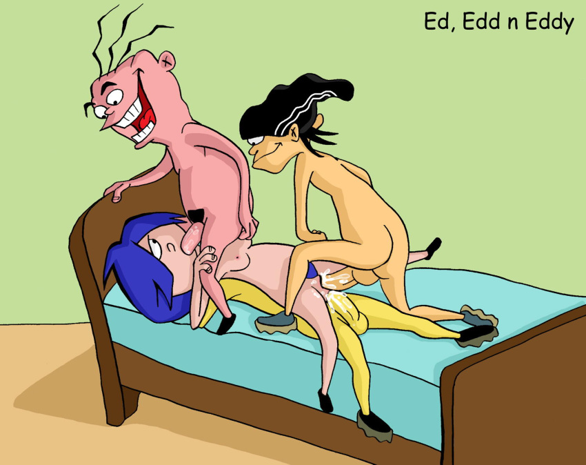 ed eddy pop goes n the edd ed Danny and maddie fanfiction lemon