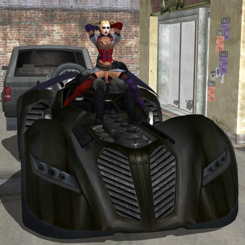 mods city nude arkham batman Ben 10 gwen porn pics