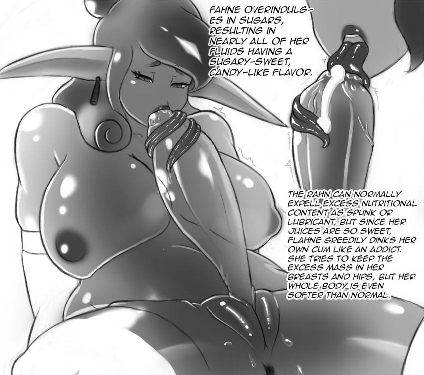 trials cybernetics in space tainted Nekopara vol. 3 nudity