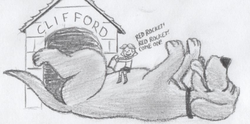 clifford red big cleo dog the Far cry new dawn nude