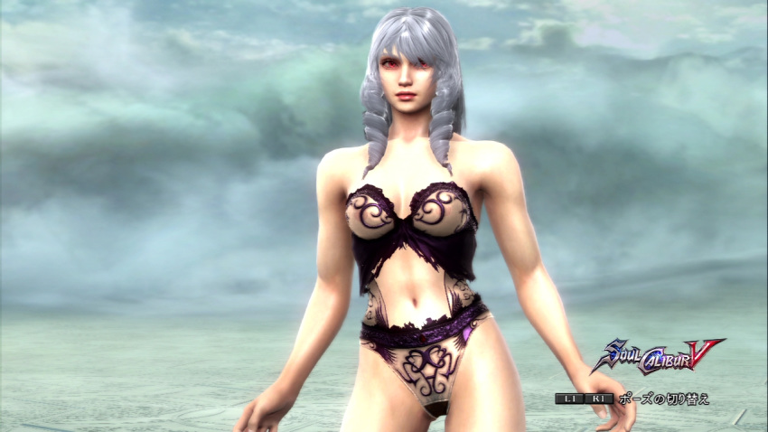 soul ivy calibur Astra lost in space