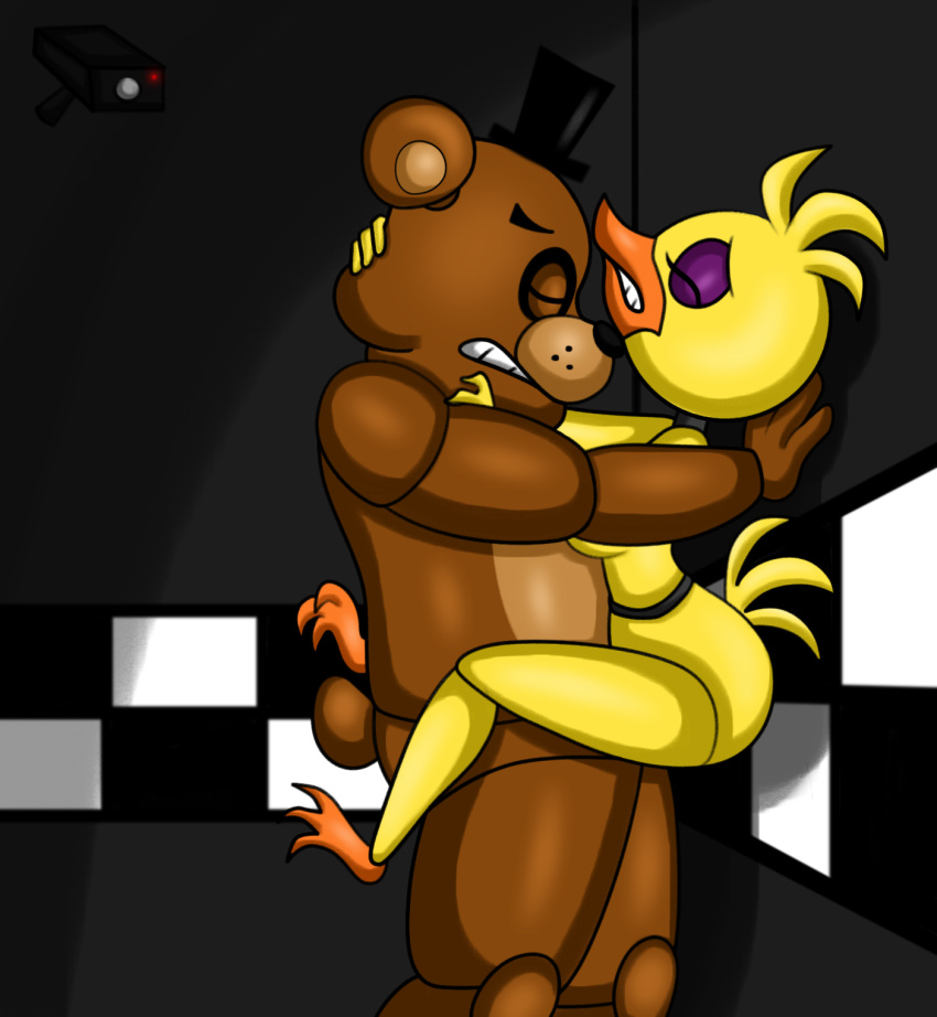 nights freddy's at five nude chica Ladybug and cat noir xxx
