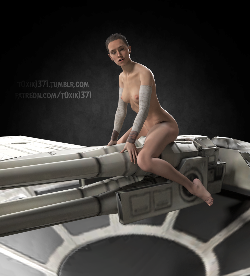 awakens force the nude wars star Forest of blue skin zell23
