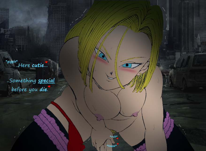 21 18 android x android Ero zemi: ecchi ni yaru-ki ni abc - the animation