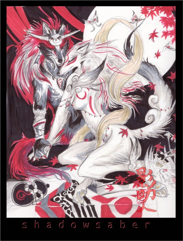 seven & okami-san her companions Dead or alive 6 tina
