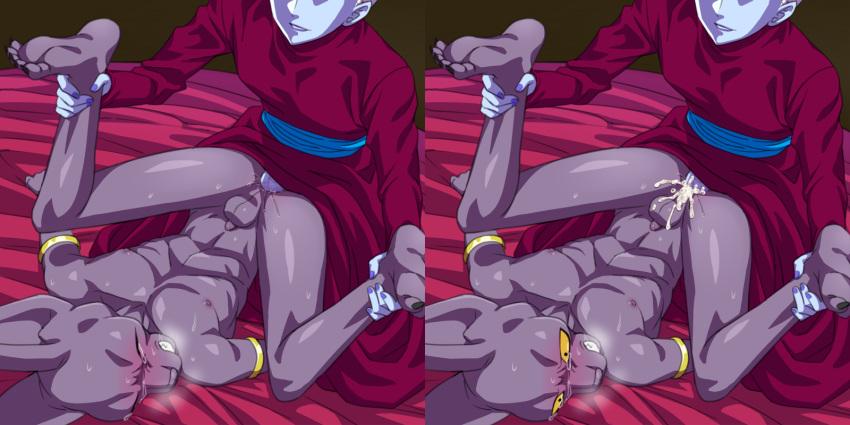 super 34 subbed dragon ball Tokyo ghoul touka and kaneki